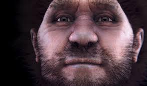 Homo erectus peking man artist